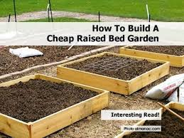 raised beds for gardening garden box diy vegetables plan tall plans to grow bed planting ideas