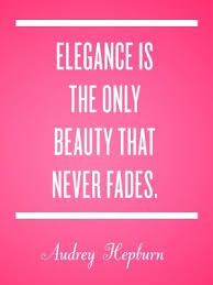 Pink Beauty Quotes Best Of Best 24 Style Quotes Ever Pinterest Audrey Hepburn Audrey