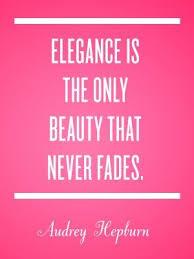 Pink Beauty Quotes Best Of Best 24 Style Quotes Ever Pinterest Audrey Hepburn Audrey