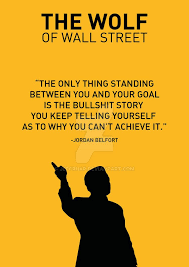 The Wolf Of Wall Street By Jeffrhap The Wolf Of Wall Street Wolf