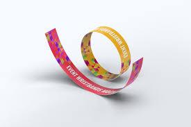 Event wristband bracelet mockup 1613714. 12 Elegant Wristband Mockup Psd Templates Mockuptree