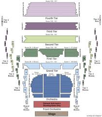 New Jersey Performing Arts Center Seating Chart New Jersey Performing Arts Center Prudential Hall Tickets