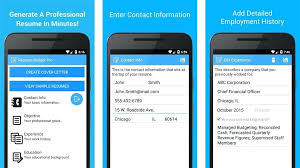 Resume Builder App Gorgeous Free Resume Maker App And Resume Builder App Inspirational Free
