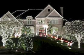 xmas lighting ideas. simple lighting outdoor christmas lighting ideas illuminate front yard intended xmas lighting ideas