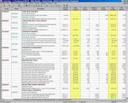 Excel Template For Project Tracking Task Tracking Spreadsheet Template Contoh Timeline Project