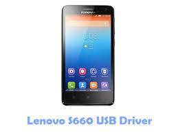 Download Lenovo S660 USB Driver