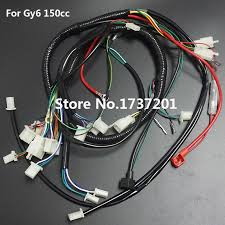 aliexpress com engine wiring harness loom for scoote gy6 125cc 150cc quad bike atv quad bike atomik buggy from reliable gy6 wiring suppliers on