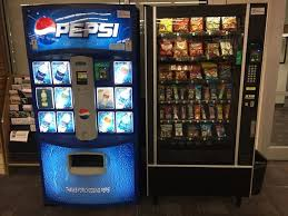 Snack Vending Machines With Card Reader Adorable Allegro Refreshments NJ Vending Service Healthy Vending High Tech