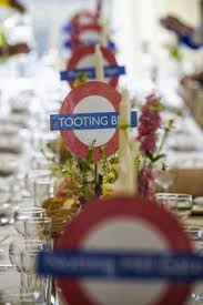london themed wedding seating plan board wedding ideas Wedding Ideas London brilliant tube table centres wedding oh god i love this!! would love to wedding ideas london