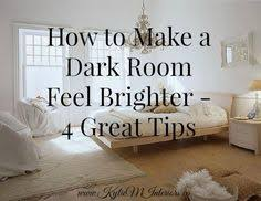 4 Ideas : How to Make a Dark Room / Basement Feel Brighter