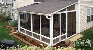screen room screened in porch designs