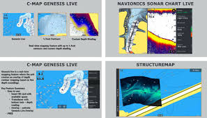 Lowrance Elite 7 Hdi Chart Maps Lowrance Elite 7 Ti Hdi Skimmer Med High Transducteur 000 14636 001 62120217