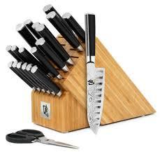 Knifes  Damascus Chef Knife Set Uk Xituo Best Kitchen Knives Sets Best Kitchen Knives Set