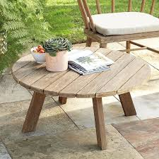 timeless dexter outdoor coffee table outdoor round coffee table