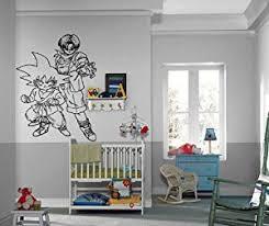 Dragon Ball Z Room Decor Amazon Cartoon Dragonball Z Action Manga Anime Decor Kids 2