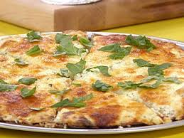 white pizza recipe rachael ray food