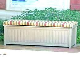 wicker patio bench with storage wicker patio bench black outdoor storage bench best outdoor storage bench