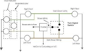 turn signal wiring diagram wiring diagram Ford F-150 Wiring Harness Diagram electrical turn signal wiring diagram with flasher and