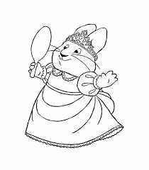 Small Picture Max And Ruby Coloring Pages GetColoringPagescom