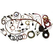 1970 1981 camaro gauge cluster vhx instruments dakota digital complete wiring harness kit 1970 1973 camaro part 510034