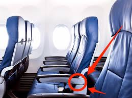 there s a secret on on your plane seat for more legroom business insider