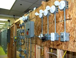 residential wiring lab scit southern california institute of Residential Wiring History residential wiring lab history of residential wiring