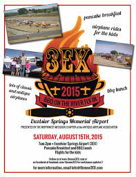 fly in flyers 2015 flyins and airshows