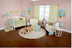 home interior skill baby room area rugs nursery beautiful girl decoration using dark from baby