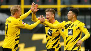 Maybe you would like to learn more about one of these? Bundesliga Bulletin Bayern Champions Dortmund On Course For Champions League Sports German Football And Major International Sports News Dw 09 05 2021
