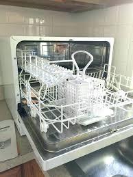 sunpentown countertop dishwasher manual silver installation model