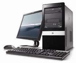 hp masaüstü bilgisayar