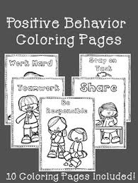 More than 10.000 printable coloring sheets. Behavior Coloring Pages Worksheets Teaching Resources Tpt