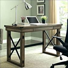 rustic office desk. Rustic Office Desk Easy To Build Diy C Pine Computer Wood And Metal Top Full Size Of Living T