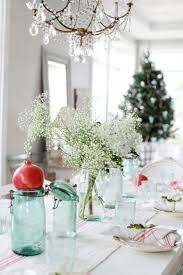 Christmas Table Setting Decorations Christmas Table Settings Featured Stunning Simple