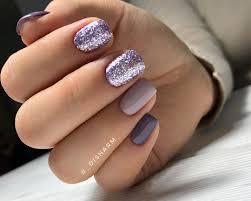 Mismatched Nail Designs Nail Art Design Gliter Nail Mismatched Nail Design Ideas