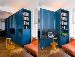 hidden home office. An All-In-One Hidden Home Office, Bedroom, Closet, And Nightstand Office N