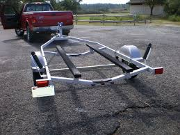 picture of make a pair of bunk glides for your boat trailer