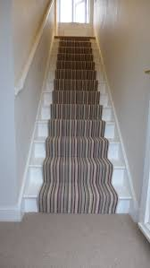 Carpet Options For Stairs Best 25 Striped Carpet Stairs Ideas Only On Pinterest Grey