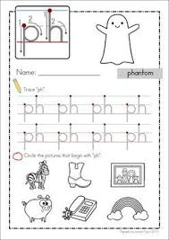 Phonics is a method of teaching kids to learn to read by helping them to match the sounds of letters, and groups of letters, to distinguish words. Digraph Ph Phonics Word Work Multiple Phonograms Digraph Phonics Words Phonics