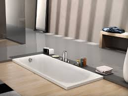 rectangular built in acrylic bathtub the essentials built in bathtub by jacuzzi