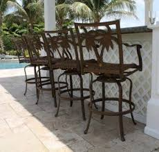 tall outdoor bar stools 1 tall chairs32