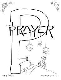 prayer coloring pages best free printable of pray page