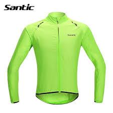 Santic Cycling Jersey <b>Waterproof Mountain Road</b> Bike Jersey Long ...