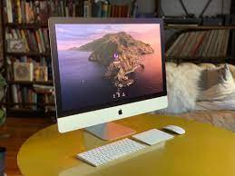 The 2021 imac is expected to bring new features such as apple silicon inside, a redesigned chassis, and more. Apple Imac Review A 27 Inch Work From Home Beast With A Killer Webcam Cnet