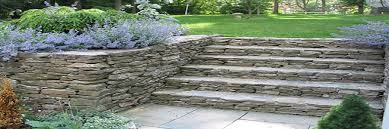 Image result for natural stone retaining walls