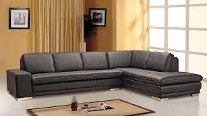 italian leather furniture stores. CADO Modern Furniture - BLOCK Sectional Sofa Italian Leather Stores