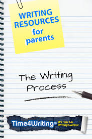 the steps of the writing process timewriting the steps of the writing process for students