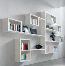 Wall furniture shelves Hexagon Shaped Wall Bookcase Billy Bookcase Wall Divider Brick Wall Bookshelf Childrens Book Shelves Wall Mounted Build Bookcase Wall Unit Bookcase On Wall Home Depot 26 Of The Most Creative Bookshelves Designs Time To Find Our New