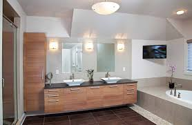 Modern Master Bathroom Spa Design Contemporary Bathroom