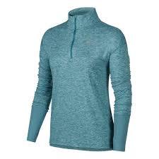 Nike Element Half Zip Size Chart Nike Element 1 2 Zip Shirt Women